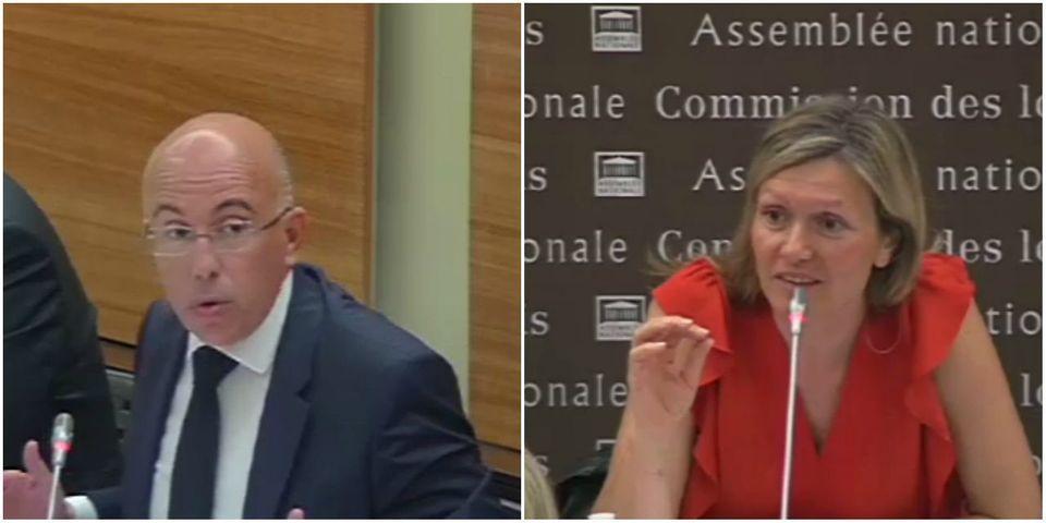 VIDÉO - Éric Ciotti se fait tancer après s'être plaint que la commission des lois se réunisse durant l'hommage à Simone Veil