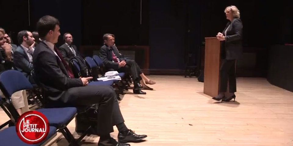 VIDÉO - Et là, Nadine Morano se compare au nouveau maire travailliste de Londres, Sadiq Khan