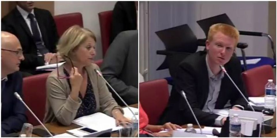 """VIDÉO – Un député La France insoumise se voit signifier qu'""""évidemment"""", aucun amendement sur la réforme du code du travail n'est accepté"""