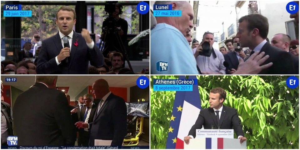 VIDÉO - Fainéants, costard, bordel… : best of des sorties polémiques de Macron