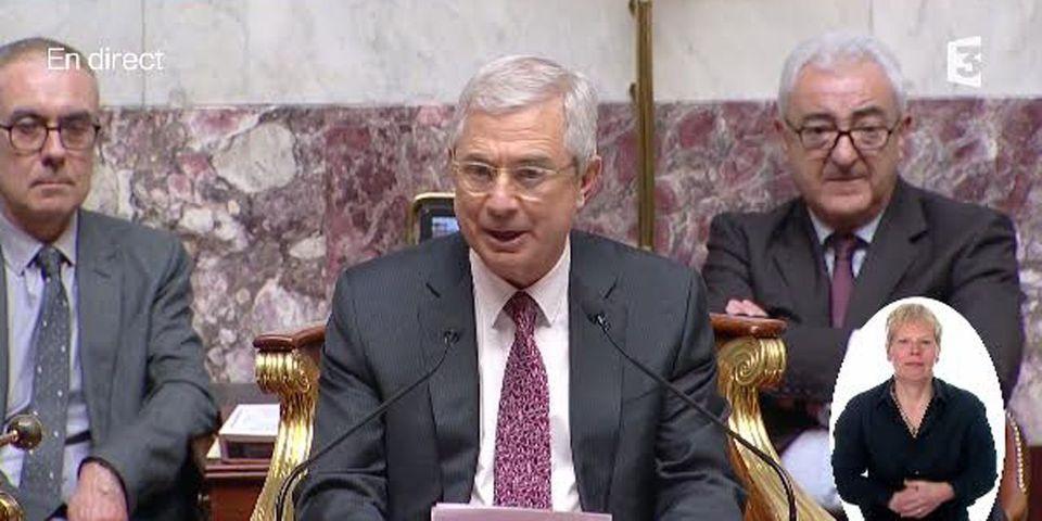 VIDÉO - Finalement, Claude Bartolone ne briguera pas un neuvième mandat de député