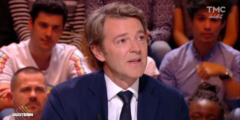 """VIDÉO - François Baroin évoque """"un possible retour"""" pour combattre un rapprochement de LR avec le FN"""