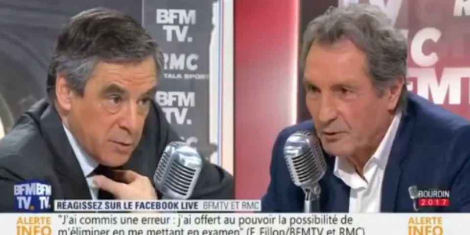 VIDÉO - François Fillon explique qu'il n'arrive pas à mettre d'argent de côté