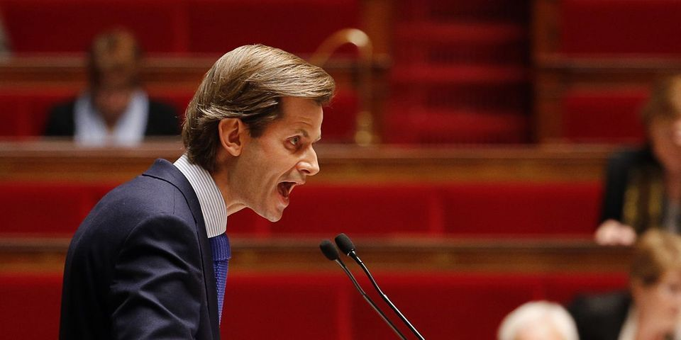 VIDÉO - Guillaume Larrivé traite les députés de la France insoumise d'islamo-gauchistes