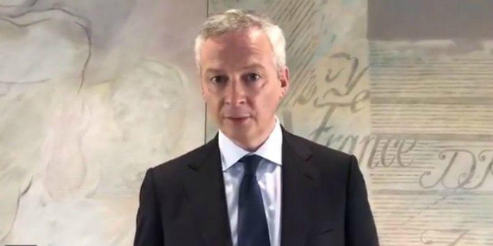 """VIDÉO – Harcèlement : face à la polémique, Le Maire """"regrette"""" finalement ses propos et assure qu'il signalerait un harceleur"""