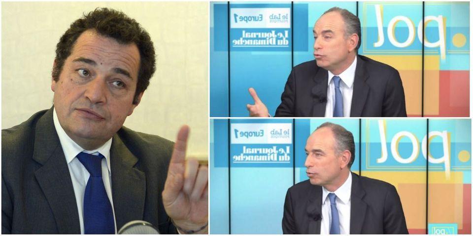 """VIDEO - Jean-François Copé abasourdi par le cas Poisson : """"C'est un truc de fou !"""""""