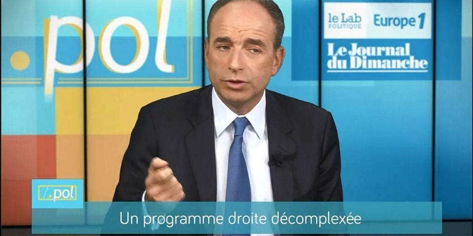 VIDEO : Jean-François Copé se prononce pour l'interdiction du voile dans les musées