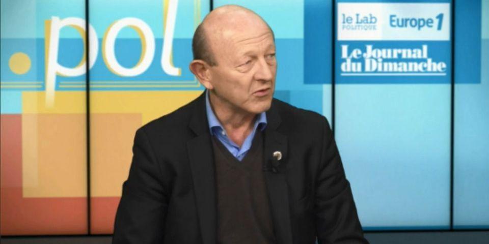 VIDÉO - Jean-Luc Bennahmias (Front démocrate) est l'invité de .pol, la wébemission du Lab