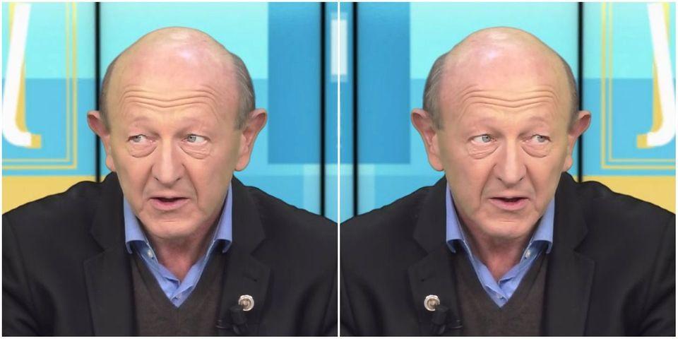 VIDÉO - Jean-Luc Bennahmias pense que Manuel Valls va perdre la primaire (alors qu'il le soutient)