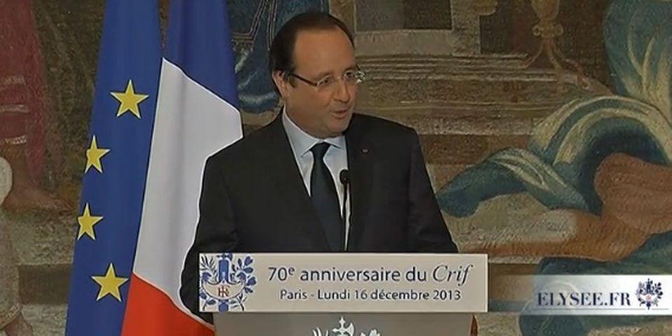 La blague de Hollande qui ne passe pas en Algérie