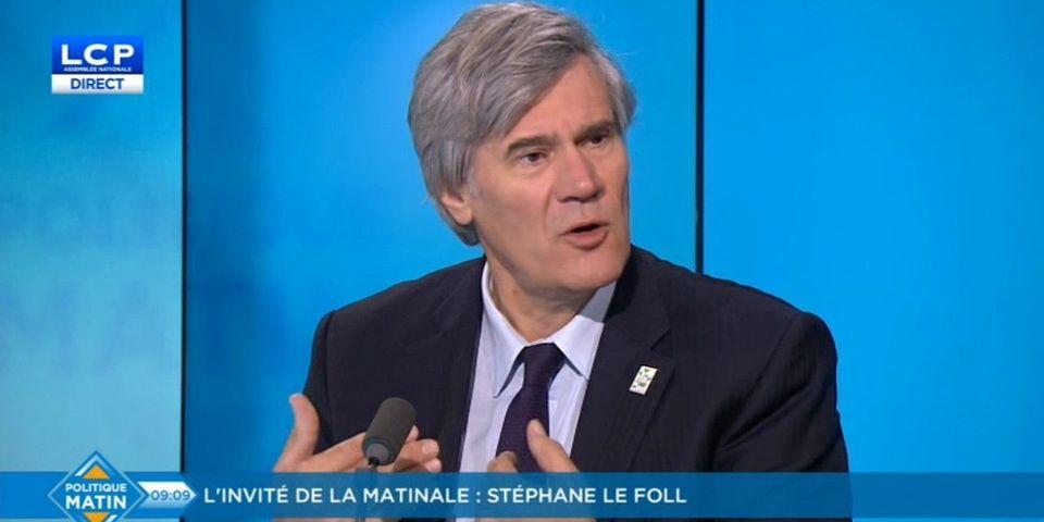 VIDÉO - Le Foll attribue la baisse record du chômage en septembre aux réformes de Hollande