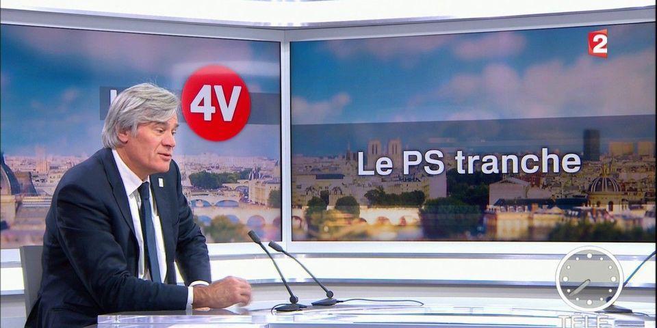 """VIDÉO – Le Foll dénonce les propos de Valls sur """"le problème de l'islam"""""""