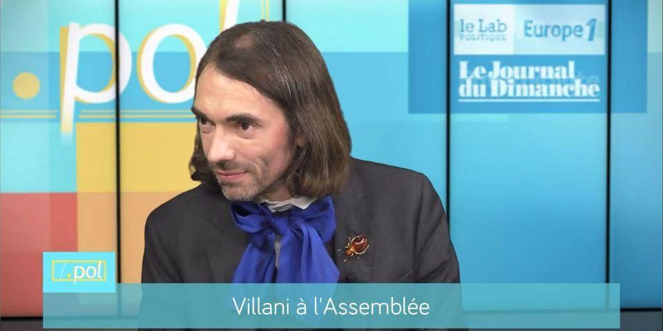 VIDÉO – Le mathématicien Cédric Villani, candidat LREM aux législatives, est l'invité de .pol