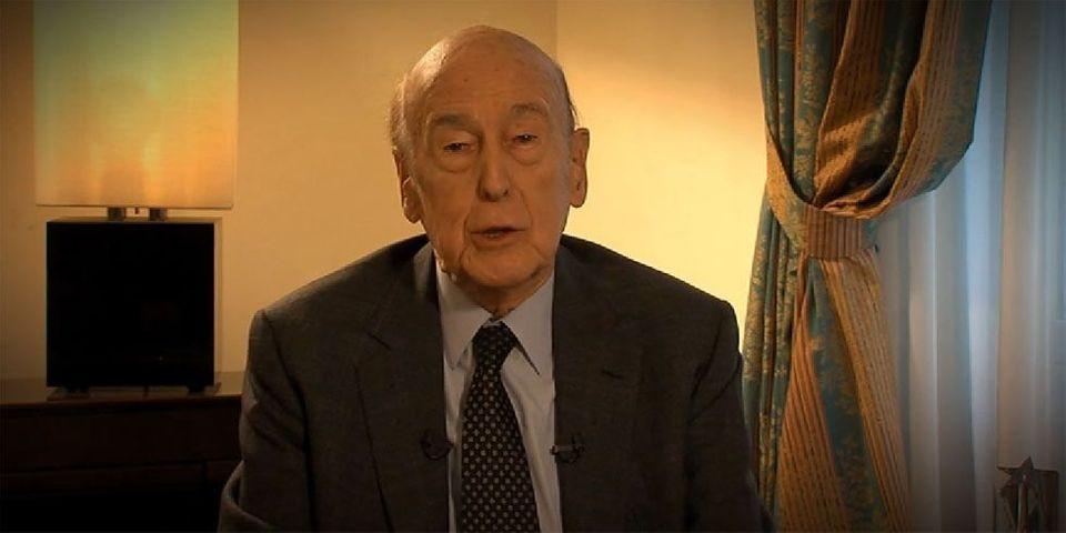 Vidéo : la bénédiction de Valéry Giscard d'Estaing à l'UDI de Jean-Louis Borloo