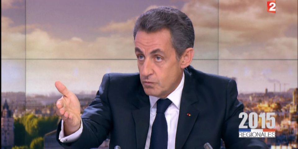 VIDÉO - L'échange tendu entre Nicolas Sarkozy et David Pujadas sur la suppression des subventions au planning familial voulu par Marion Maréchal-Le Pen