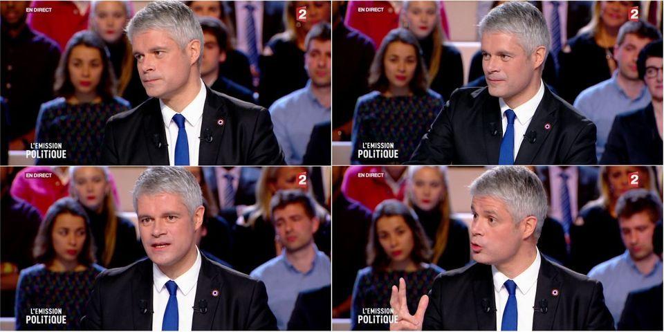 """VIDÉO - L'Émission politique : Laurent Wauquiez regrette l'expression """"cancer de l'assistanat"""" car """"il y a des gens qui sont victimes de cette maladie"""""""