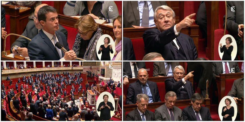 VIDÉO – Les députés de l'opposition pestent contre l'absence de Claude Bartolone aux #QAG