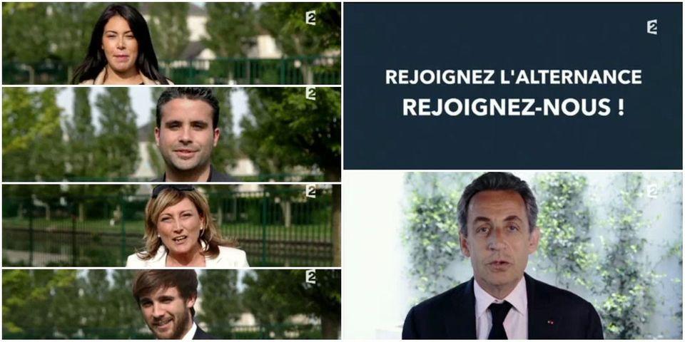 """VIDÉO - """"Les Républicains"""" : l'UMP se paye un spot publicitaire sur France 2 le jour de la décision de justice sur son nouveau nom"""