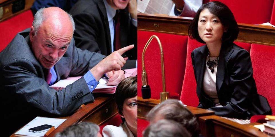Un député UMP compare Fleur Pellerin à un pot de fleur
