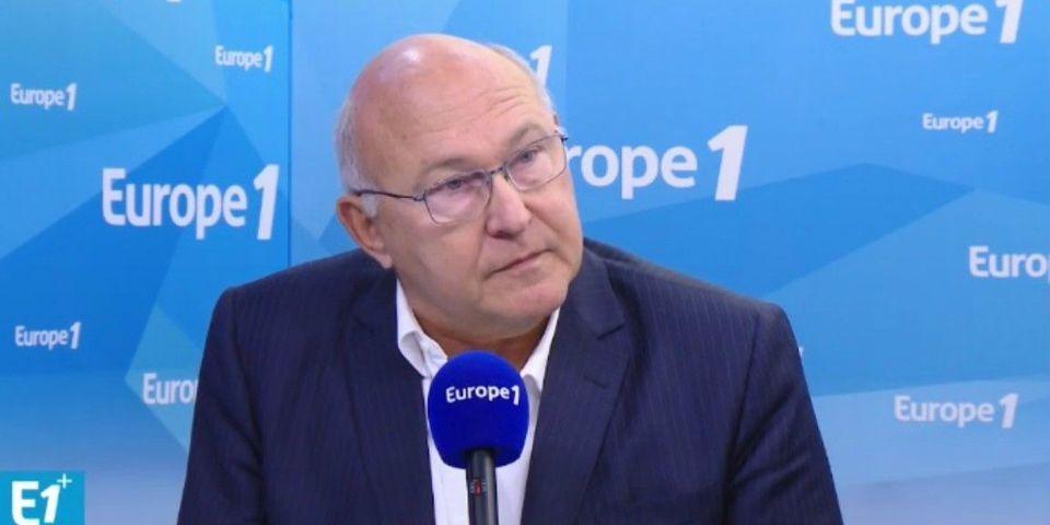 """VIDÉO – Michel Sapin dénonce le bouclier fiscal de Macron, """"4 fois plus épais que celui de Sarkozy"""""""