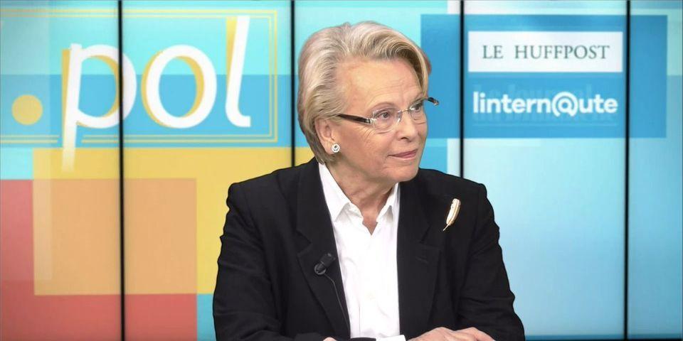 VIDÉO - Michèle Alliot-Marie est l'invitée de .pol, la wébemission du Lab