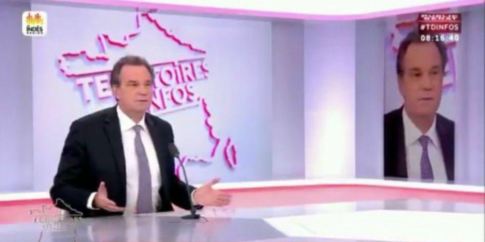 """VIDÉO - Muselier dénonce les mandats """"de trop"""" de Gaudin à Marseille dont un de """"cohabitation politico-mafieuse avec Guérini"""""""