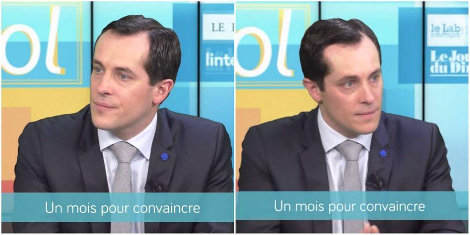 VIDÉO - Nicolas Bay justifie la diffusion de fake news par des élus FN