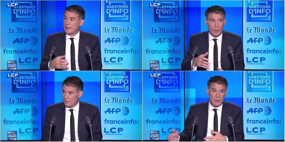 """VIDÉO - Olivier Faure refuse de voir les socialistes se comporter """"comme les papys corses dans Astérix, qui ne savent même plus pourquoi ils se battent"""""""