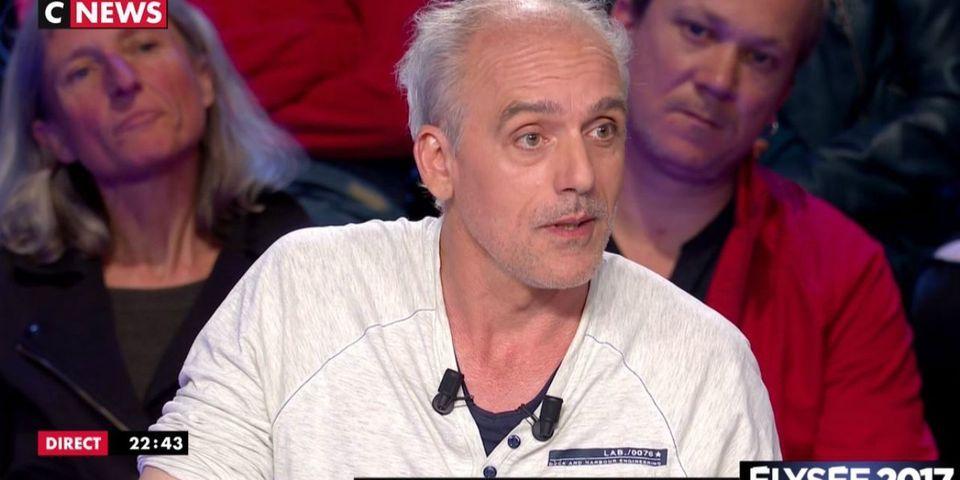 """VIDÉO - L'énorme tirade de Philippe Poutou contre Fillon, Le Pen et la corruption : """"Nous, on n'a pas d'immunité ouvrière"""""""