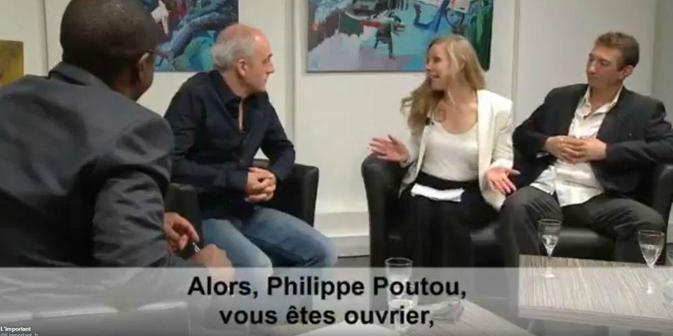 VIDÉO – Philippe Poutou étrille Laurent Ruquier, Yann Moix et Vanessa Burggraf dans son clip de campagne