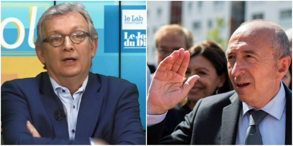 VIDEO - Pierre Laurent raconte LA fois où il a vu Gérard Collomb siéger assidûment au Sénat