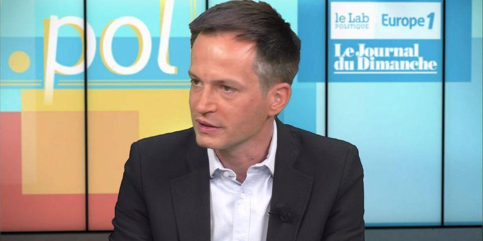 VIDÉO – Pierre-Yves Bournazel, candidat LR Macron-compatible aux législatives face à El Khomri, est l'invité de .pol