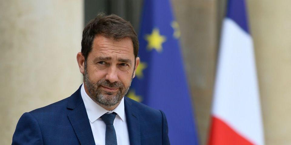"""VIDÉO - Pour Castaner, """"Mélenchon vient voler la vedette aux syndicats"""" en """"s'incrustant"""" dans la manif"""