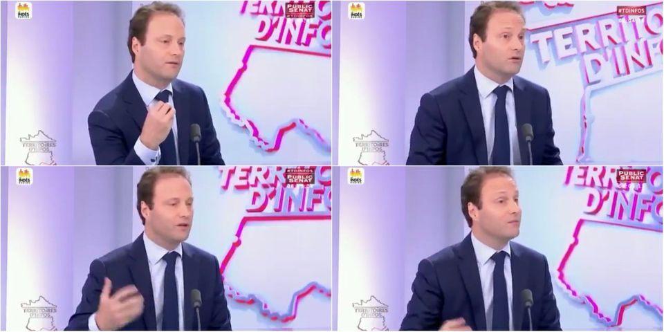 """VIDÉO - Pour le député LREM Sylvain Maillard, La France insoumise """"porte des idées de dictature"""""""