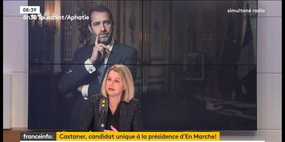"""VIDÉO – Pour Pompili, Castaner peut cumuler gouvernement et direction de LREM """"s'il est capable de faire des journées de 48h"""""""