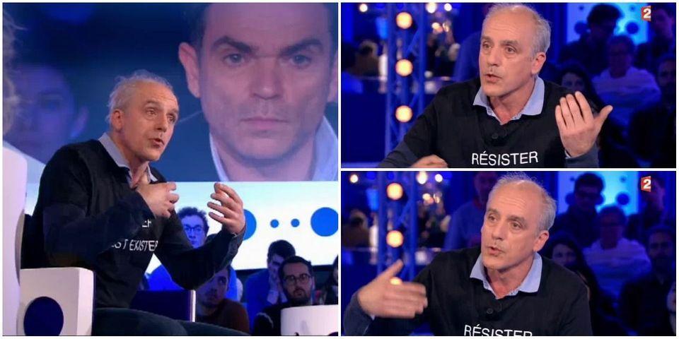 """VIDÉO - Présidentielle : Philippe Poutou défend l'ouverture totale des frontières """"comme au néolithique"""""""