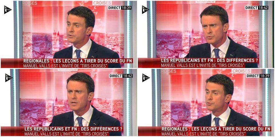 VIDÉO – Régionales Île-de-France : comment Manuel Valls refuse de condamner les propos de Bartolone sur Valérie Pécresse