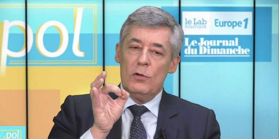 """VIDÉO - """"Rien"""" économiser avec 5.100 euros par mois : Guaino se fiche totalement des critiques"""