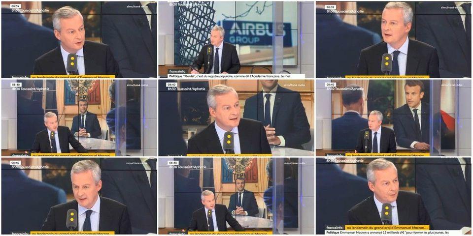 """VIDÉO - Opposé à """"la dénonciation"""", Le Maire ne dénoncerait pas un homme politique harceleur (s'il en connaissait un)"""