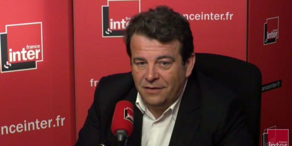 VIDÉO - Thierry Solère souligne la grosse perte de vitesse de l'UMP en nombre de députés depuis 2002