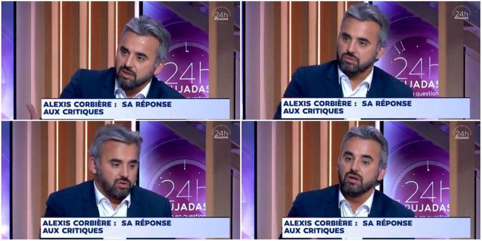 """VIDÉO - Très colère, Alexis Corbière annonce être """"en train d'acquérir"""" un logement pour quitter son HLM"""