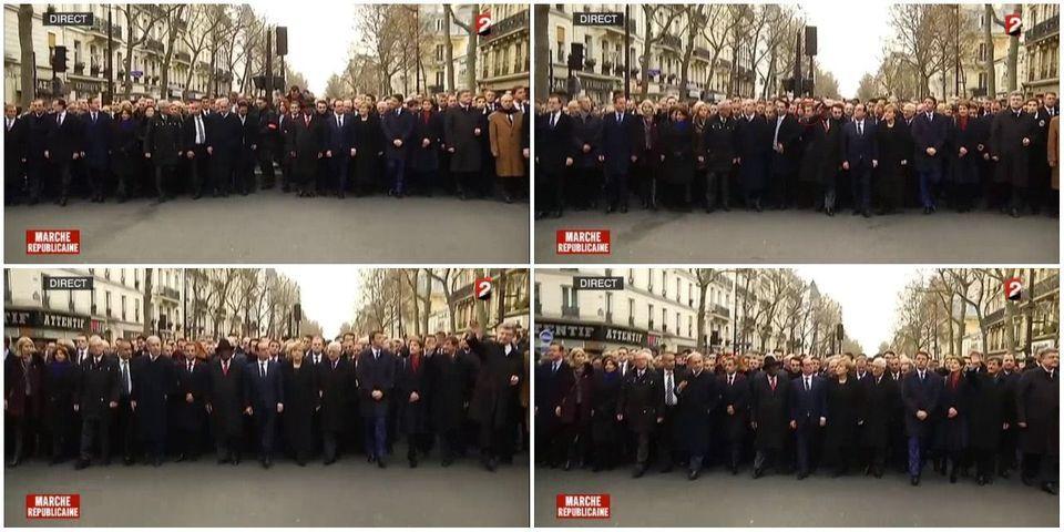[VIDEOS] Ce moment où Sarkozy se joue du protocole pour s'imposer sur la photo des chefs d'Etat