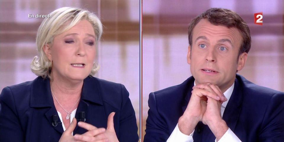 """VIDÉOS – Quand Le Pen rejoue face à Macron un débat DSK-Sarkozy : """"vous cherchez à jouer avec moi à l'élève et au professeur"""""""
