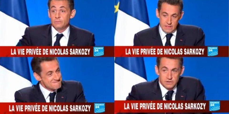 """Vie privée : quand Sarkozy redoutait en pleine conférence de presse une photo de lui """"au petit matin, glauque"""""""