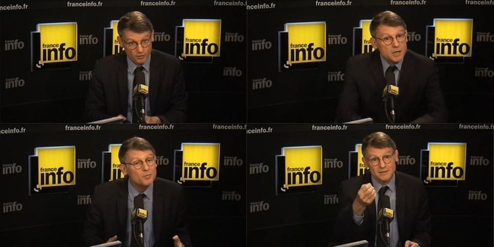 Vincent Peillon fait de l'humour sur les consignes d'encadrement de la communication des ministres par Matignon