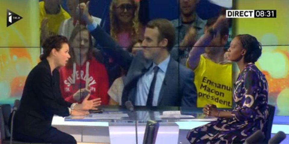 """Visant Macron, Rama Yade aimerait qu'il y ait un """"critère psychologique"""" pour être candidat à la présidentielle"""