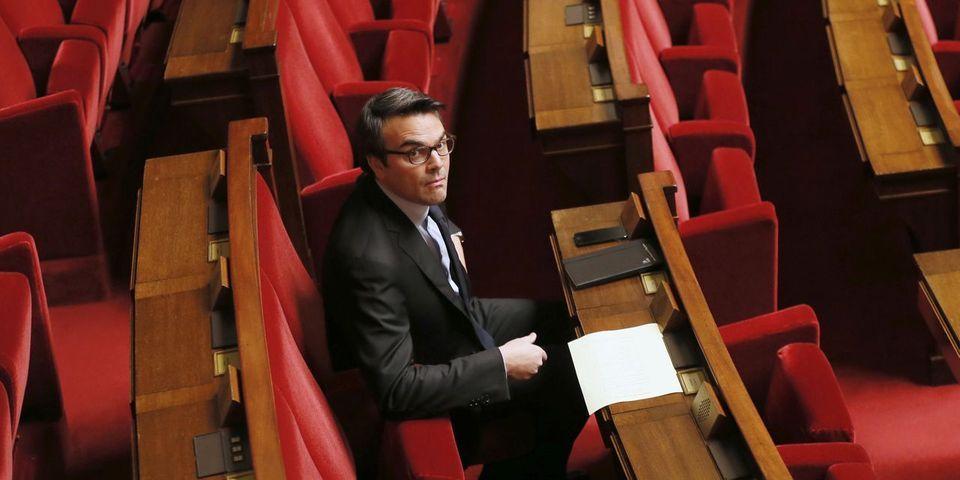 Visé par une plainte de Bercy, Thomas Thévenoud se défend d'être un fraudeur comme Jérôme Cahuzac