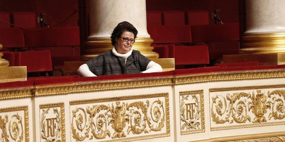 """Visite au Vatican : Christine Boutin se moque de François Hollande et lui souhaite d'être """"touché par l'Esprit"""""""