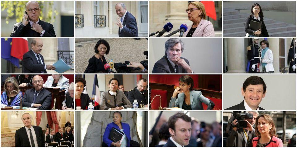 Voici la composition du gouvernement Valls II