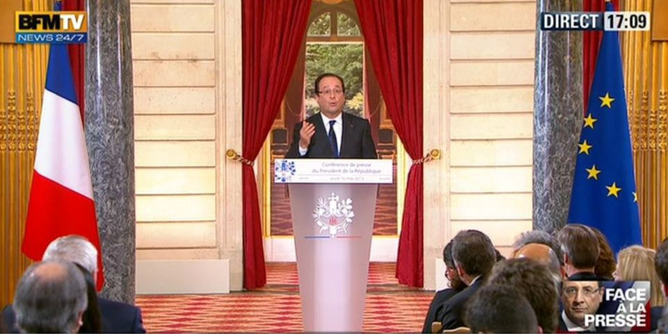 Voilà pourquoi François Hollande n'utilise pas @fhollande